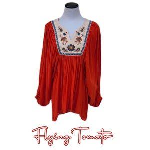 Flying Tomato Boho Tunic